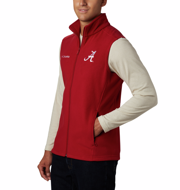 Collegiate Flanker™ Vest II - Alabama  Jackets Columbia - Hook 1 Outfitters/Kayak Fishing Gear