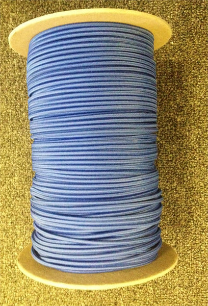"Bungee / Shock Cord 1/8"" Blue"