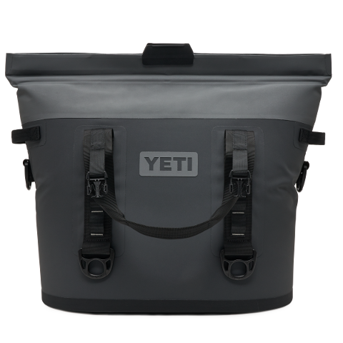 Hopper M30 Charcoal Coolers Yeti - Hook 1 Outfitters/Kayak Fishing Gear