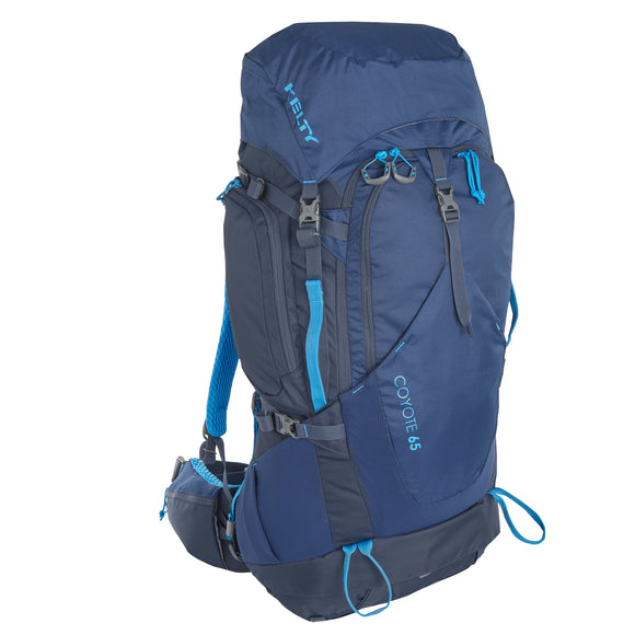 COYOTE 65 TWILIGHT BLUE Twilight Blue Packs Kelty - Hook 1 Outfitters/Kayak Fishing Gear