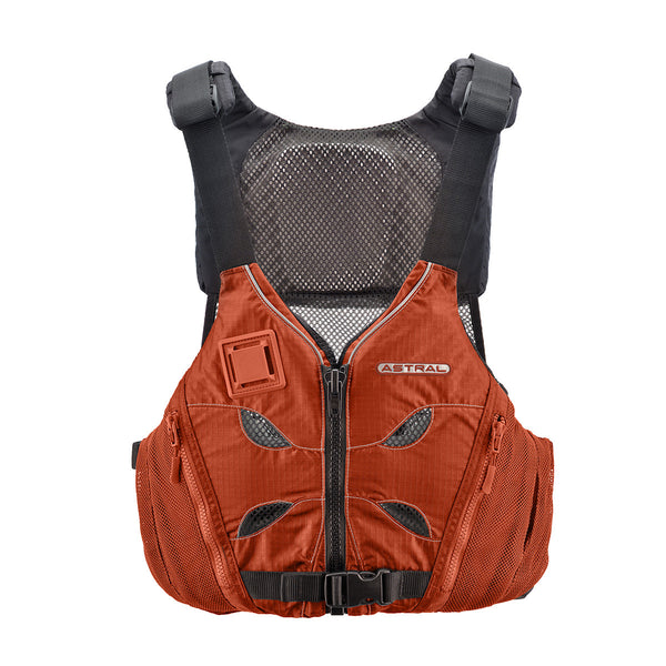 Astral V-Eight PFD Orange / L/XL Life Jackets - PFDs and FLOTATION Astral - Hook 1 Outfitters/Kayak Fishing Gear