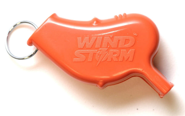 Windstorm Whistle  Safety YakAttack - Hook 1 Outfitters/Kayak Fishing Gear