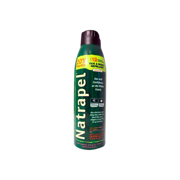 Natrapel® 6 oz Continuous Spray  Insect Repellent Natrapel - Hook 1 Outfitters/Kayak Fishing Gear