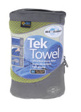 Tek Towel  Towels Sea to Summit - Hook 1 Outfitters/Kayak Fishing Gear