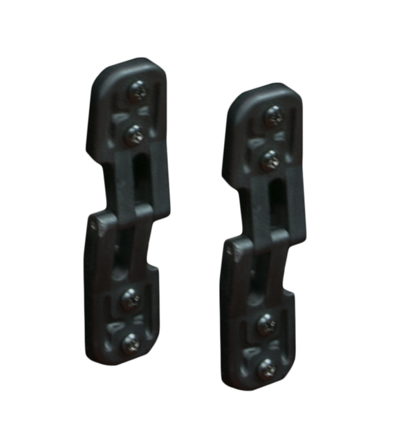 BlackPak Hinges  Mounts and Replacement Parts NuCanoe - Hook 1 Outfitters/Kayak Fishing Gear