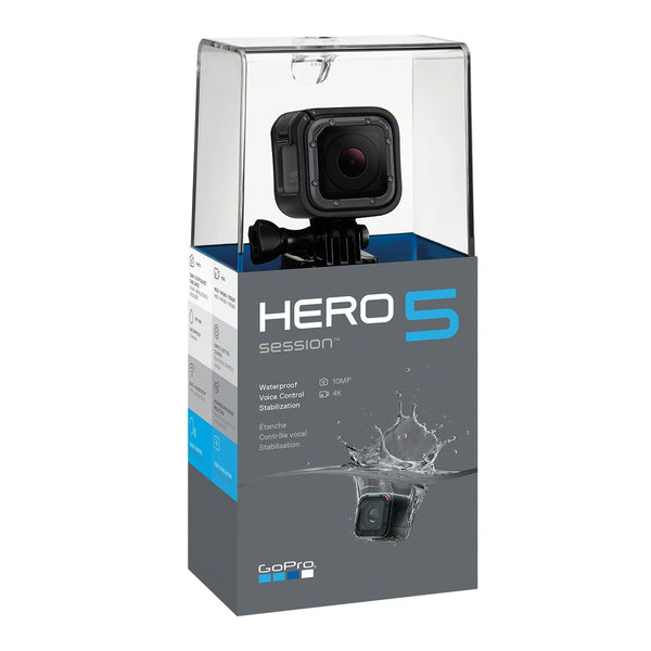 HERO5 Session™  Cameras GoPro Cameras - Hook 1 Outfitters/Kayak Fishing Gear