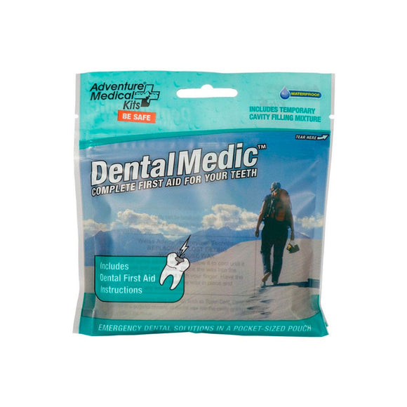 Dental Medic ™  First Aid Adventure Medical Kit - Hook 1 Outfitters/Kayak Fishing Gear