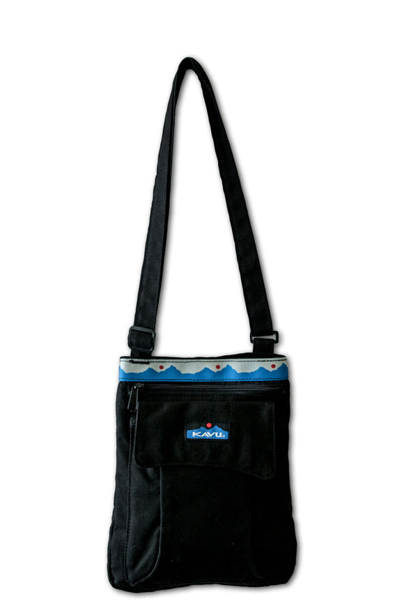 Keeper Black Bags KAVU - Hook 1 Outfitters/Kayak Fishing Gear
