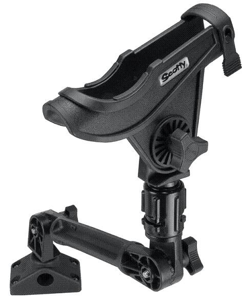 Scotty Extended Gear Head Mount & Baitcaster Rod Holder Kit - #388  Rod Holder Scotty - Hook 1 Outfitters/Kayak Fishing Gear