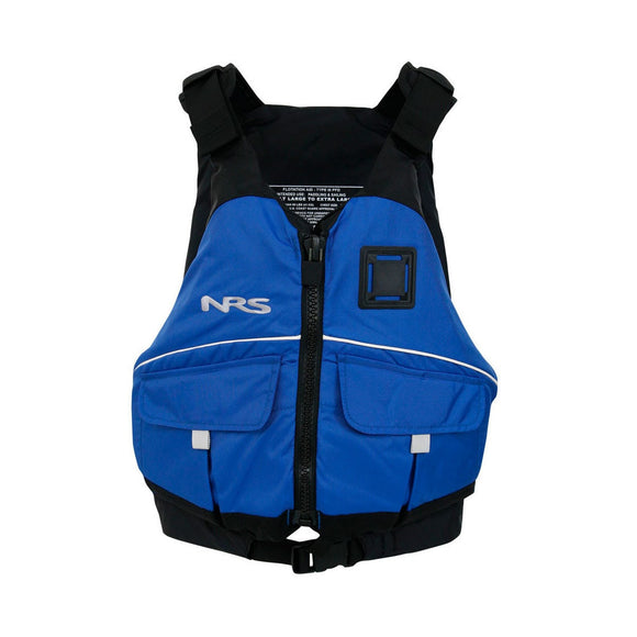 NRS Vista PFD - CLOSEOUT Blue / S/M Life Jackets - PFDs and FLOTATION NRS - Hook 1 Outfitters/Kayak Fishing Gear