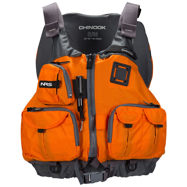 2017 Chinook PFD  Life Jackets - PFDs and FLOTATION NRS - Hook 1 Outfitters/Kayak Fishing Gear