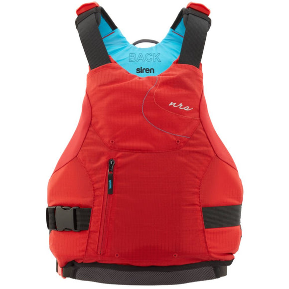 NRS Women's Siren PFD  Life Jackets - PFDs and FLOTATION NRS - Hook 1 Outfitters/Kayak Fishing Gear