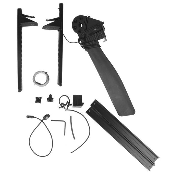 Wilderness System Rudder Kit - Solo Kayaks  Rudders Harmony - Hook 1 Outfitters/Kayak Fishing Gear