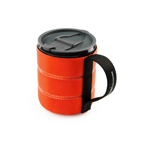 Infinity Backpacker Mug- Orange  Mugs GSI - Hook 1 Outfitters/Kayak Fishing Gear