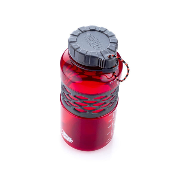 1 L Infinity Dukjug- Red  Water Bottles GSI - Hook 1 Outfitters/Kayak Fishing Gear