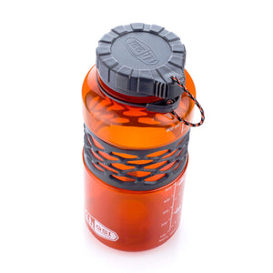 1 L Infinity Dukjug - Orange  Water Bottles GSI - Hook 1 Outfitters/Kayak Fishing Gear