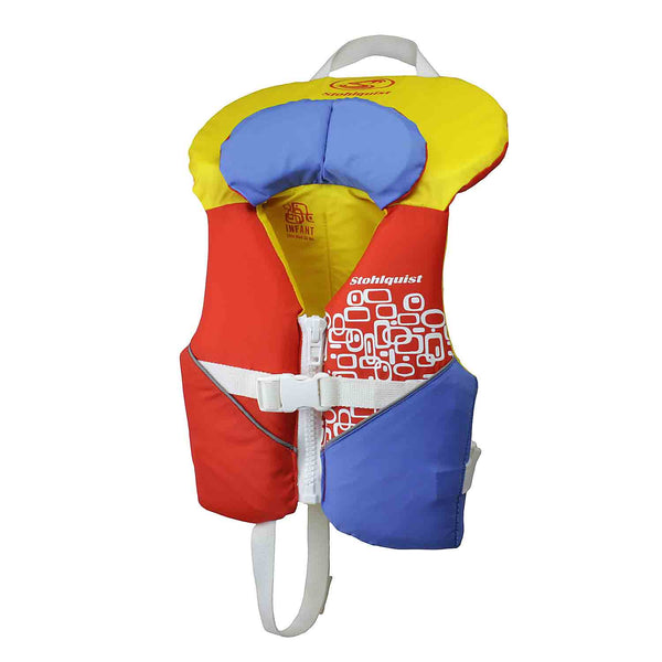 INFANT & CHILD PFD  Life Jackets - PFDs and FLOTATION Stohlquist - Hook 1 Outfitters/Kayak Fishing Gear