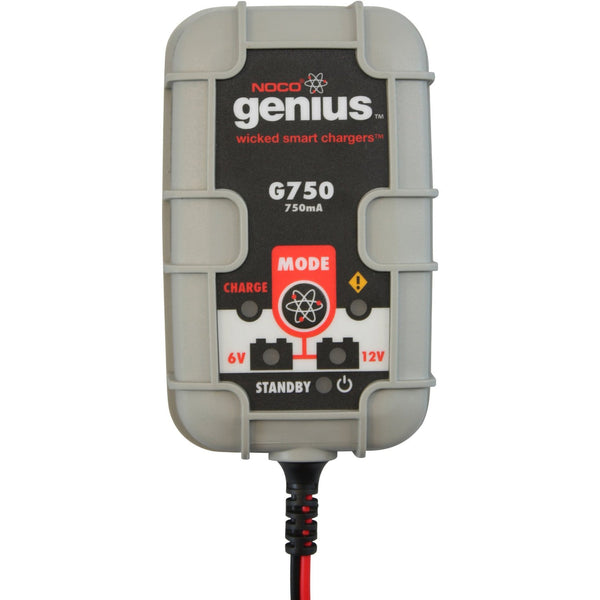 NOCO Genius G750mA Charger  Batteries NOCO - Hook 1 Outfitters/Kayak Fishing Gear