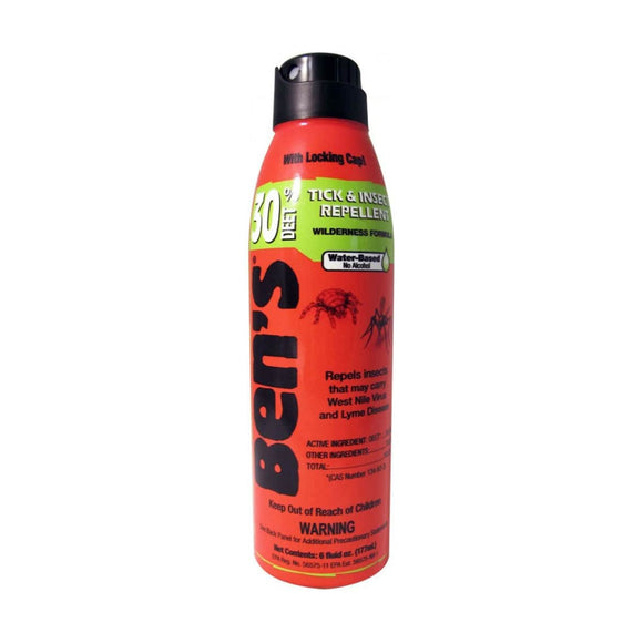 Ben's® 30, Eco Spray, 6 oz  Insect Repellent Ben's - Hook 1 Outfitters/Kayak Fishing Gear