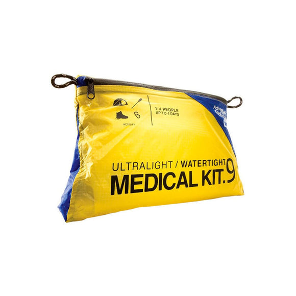 Ultralight / Watertight .9  First Aid Adventure Medical Kit - Hook 1 Outfitters/Kayak Fishing Gear