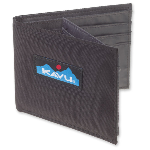 Yukon Wallet Black Bags KAVU - Hook 1 Outfitters/Kayak Fishing Gear