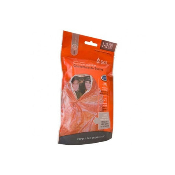 Survival Blanket  Survival SOL - Hook 1 Outfitters/Kayak Fishing Gear