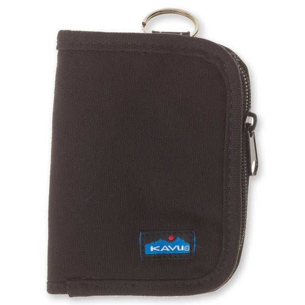 Zippy Wallet Black Bags KAVU - Hook 1 Outfitters/Kayak Fishing Gear