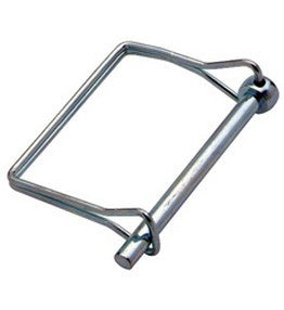 Attwood Coupler Locking Pin - Solid Zinc Plated Steel