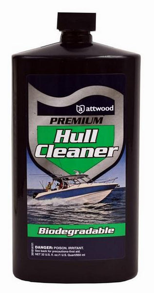 Attwood Hull Cleaner - 32Oz Instant Hull Cleaner  Marine Attwood - Hook 1 Outfitters/Kayak Fishing Gear