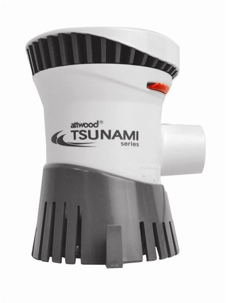 Attwood Tsunami Bilge Pump  Marine Attwood - Hook 1 Outfitters/Kayak Fishing Gear