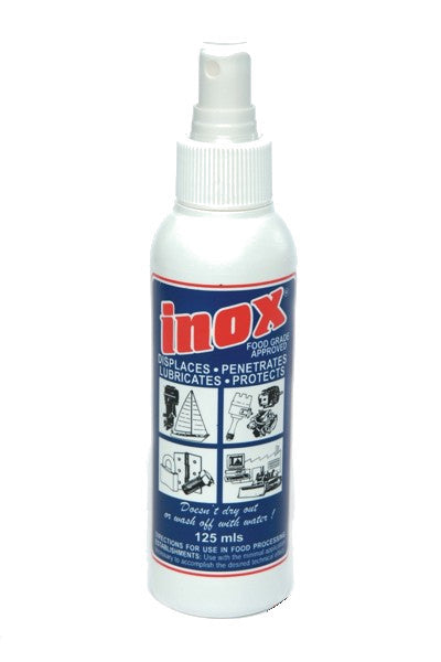 Inox Mx3 Lubricant - 125Ml Pump Bottle  Marine Inox - Hook 1 Outfitters/Kayak Fishing Gear
