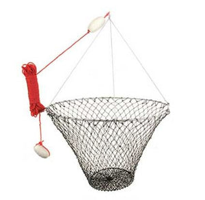 American Maple Pier Net - 36In 2 Floats 100Ft Rope  Nets/Traps/Baskets American Maple - Hook 1 Outfitters/Kayak Fishing Gear