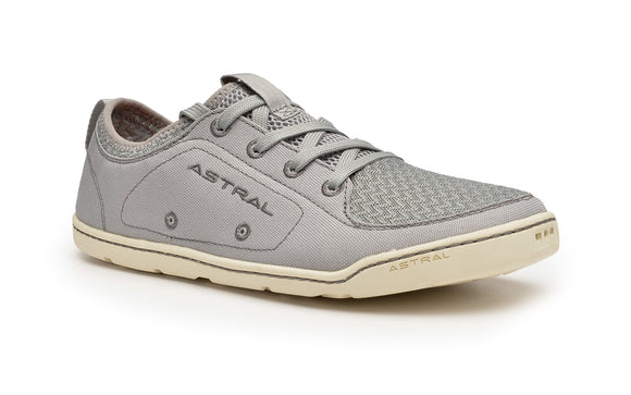 Women's Loyak Gray/White / 6 Footwear ASTRAL - Hook 1 Outfitters/Kayak Fishing Gear