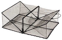 American Maple Craw./Crab Trap - Collapsible 24X18X8 Black Net  Nets/Traps/Baskets American Maple - Hook 1 Outfitters/Kayak Fishing Gear
