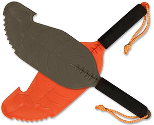 Assault Paddle  Paddle Backwater Paddles - Hook 1 Outfitters/Kayak Fishing Gear