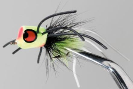 Betts Pop N Hot  Lures - Flys Bett's - Hook 1 Outfitters/Kayak Fishing Gear