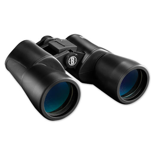 Bushnell Powerview Binoculars - 10X50 Black  Optics Bushnell / Simmons - Hook 1 Outfitters/Kayak Fishing Gear