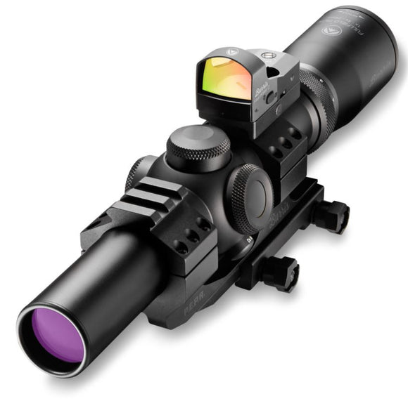 Burris Tac-30 Scope - 1-4X24 Matte Ffire3 Pepr 30Mm  Optics Burris - Hook 1 Outfitters/Kayak Fishing Gear