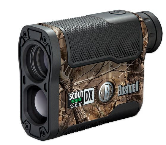 Bushnell Laser Rangefinder - Scout Dx 1000 Arc 6X21 Rtap  Optics Bushnell / Simmons - Hook 1 Outfitters/Kayak Fishing Gear