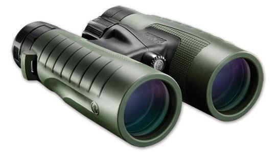 Bushnell Trophy Xlt Binoculars - 10X42 Green  Optics Bushnell / Simmons - Hook 1 Outfitters/Kayak Fishing Gear