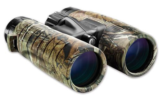Bushnell Trophy Xlt Binoculars - 10X42 Rtap Camo  Optics Bushnell / Simmons - Hook 1 Outfitters/Kayak Fishing Gear