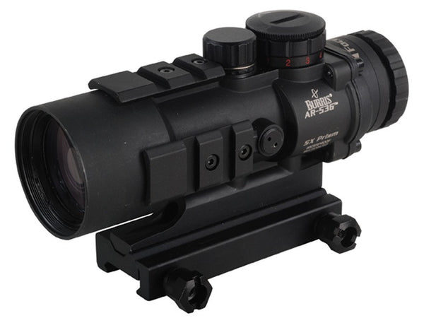 Burris Ar-536 Sight - 5X-36Mm Ballistic/Cq  Optics Burris - Hook 1 Outfitters/Kayak Fishing Gear