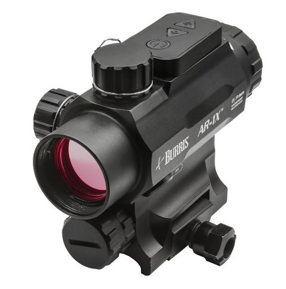 Burris Ar-Prism Sight - Ballistic Cq-1X Matte  Optics Burris - Hook 1 Outfitters/Kayak Fishing Gear