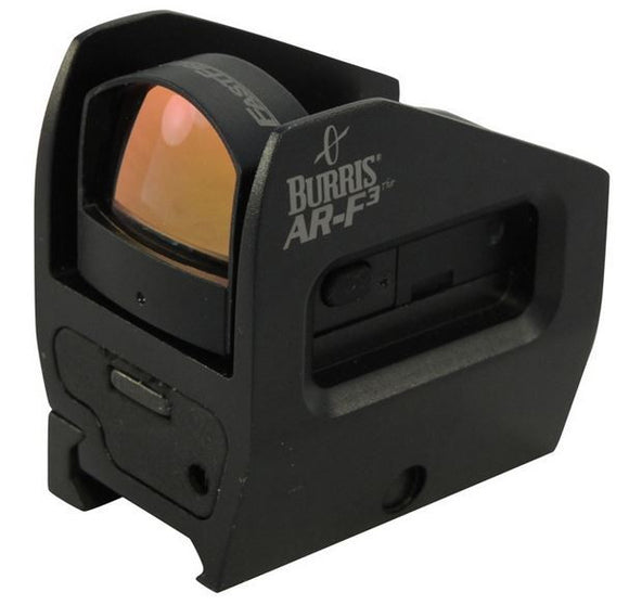 Burris Ar-F3 Tactical Sight - Red Dot 3Moa Matte  Optics Burris - Hook 1 Outfitters/Kayak Fishing Gear