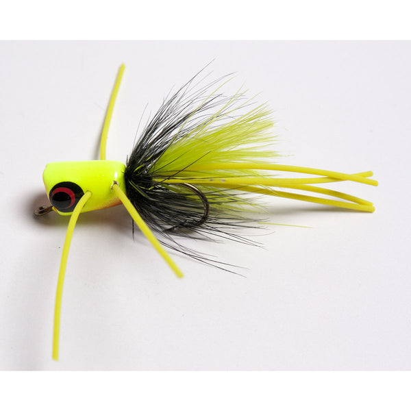 Betts Top Pop  Lures - Flys Bett's - Hook 1 Outfitters/Kayak Fishing Gear
