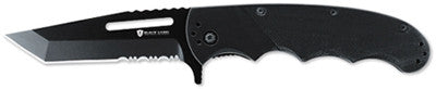 Browning Folding Tactical Knif - 100Bl Hell Fire Black  Cutlery/Tools Browning - Hook 1 Outfitters/Kayak Fishing Gear