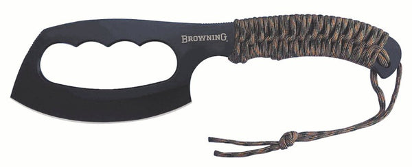Browning Ulu Hatchet - With Sheath  Cutlery/Tools Browning - Hook 1 Outfitters/Kayak Fishing Gear