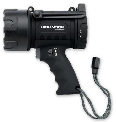Browning Spotlight - High Noon 4C Led Black  Lights/Batteries Browning - Hook 1 Outfitters/Kayak Fishing Gear