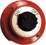 Boater Sports Battery Switch  Marine Boatersports - Hook 1 Outfitters/Kayak Fishing Gear