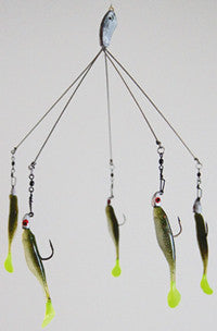 Bass Assassin S/W Armed Assass  Lures - Rigs Bass Assassin - Hook 1 Outfitters/Kayak Fishing Gear